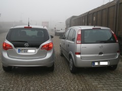 opel meriva b 1.4 eco flex | sixt mannheim neckarau - mietwagen-talk.de