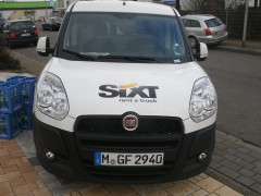 fiat doblo maxi cargo sixt mannheim neckarau. Black Bedroom Furniture Sets. Home Design Ideas