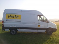 mercedes benz sprinter 213 hertz braunschweig. Black Bedroom Furniture Sets. Home Design Ideas